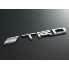 TRD JAPAN EMBLEM LOGO TYPE JDM TOYOTA SCION GENUINE JP TOYOTA RACING GAZOO