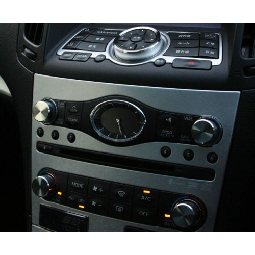 infiniti g37 jdm nissan skyline japan audio dial sus japan. Black Bedroom Furniture Sets. Home Design Ideas