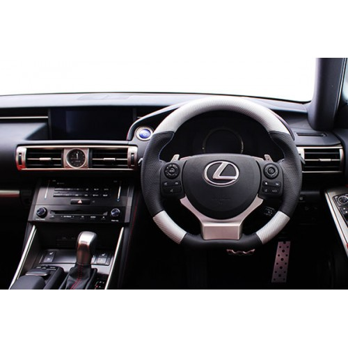 2013 2014 lexus is250 is350 is300h f sport real carbon steering wheel stich. Black Bedroom Furniture Sets. Home Design Ideas