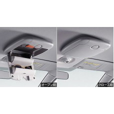TOYOTA SCION IQ 2009 2010 1011 2012 JAPAN OVER HEAD CONSOLE BOX JDM OPTION GREY