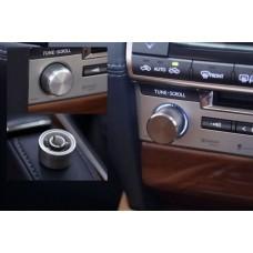 2012 2013 2014 2015 LEXUS LS460 LS460L LS600h LS600hL AUDIO DIAL SUS KNOB JAPAN