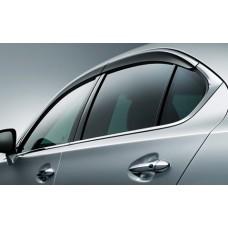 2012 2013 2014 2015 LEXUS LS460 LS460L LS600h LS600hL GENUINE SIDE WINDOW DOOR VISOR VISORS JDM