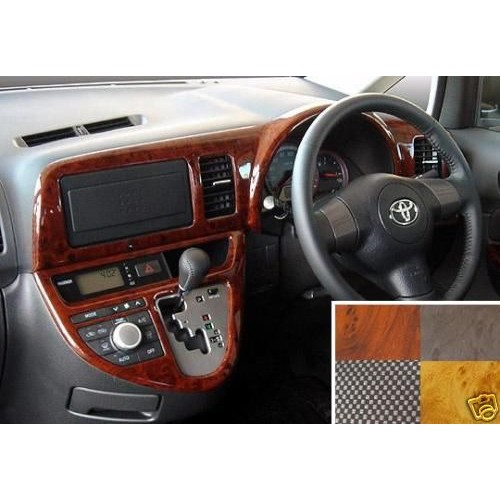 2005 2006 2007 2008 2009 Jdm Toyota Wish Rhd Vip Interior Panel Set
