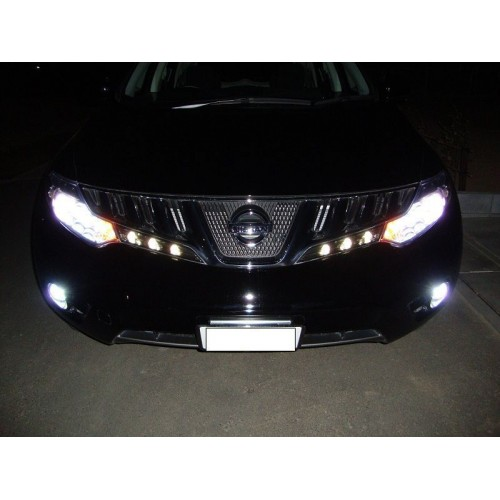 2009 2010 Nissan Japan Murano Day Time Lights Led Z51