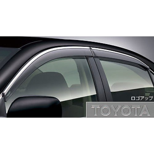 2007 2008 2009 2010 toyota camry door visors visor jdm japan jp vip. Black Bedroom Furniture Sets. Home Design Ideas