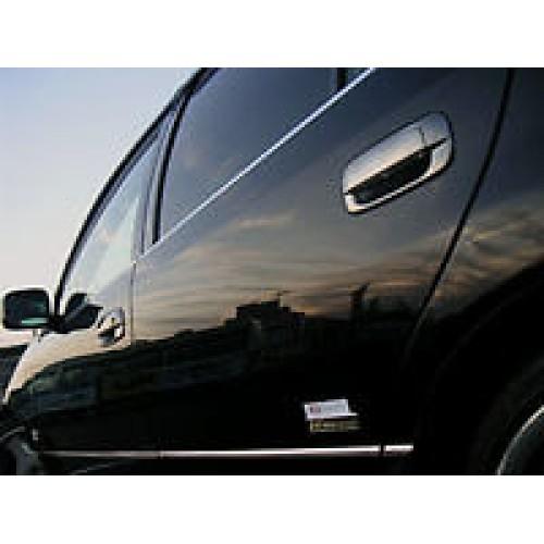 1998 1999 2002 2003 Lexus Black Chrome Door Handles Gs300