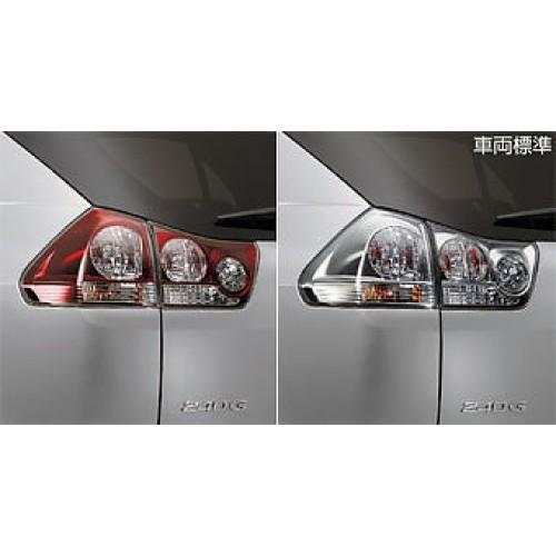 2003 2004 2005 2006 2007 2008 LEXUS RX330 RX350 JDM RED