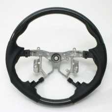 2010 2011 2012 2013 TOYOTA JAPAN ALLION 260 WOOD STEERING WHEEL JDM VIP BLACK